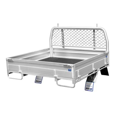Dual cab alloy ute tray L 1885 x W 1980mm - Ultimate