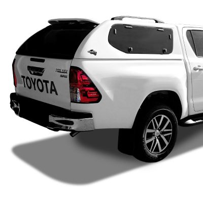 FlexiSport Canopy to suit Toyota Hilux MY16+ SR5 Series Dual Cab