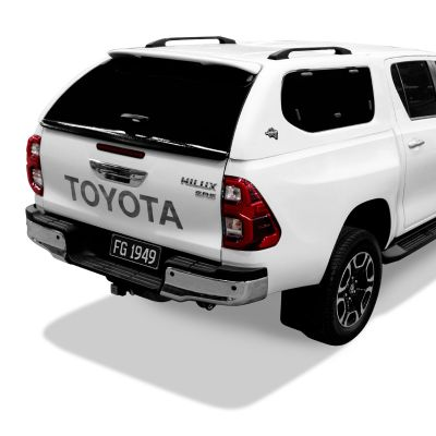 FlexiSport Premium Canopy to suit Toyota Hilux MY16+ SR5 Series Dual Cab
