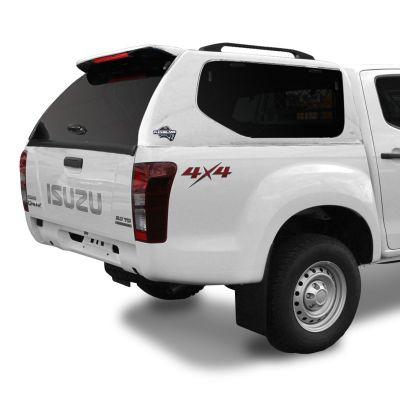 FlexiSport Premium Canopy to suit Isuzu D-MAX Dual Cab 09/12-09/20