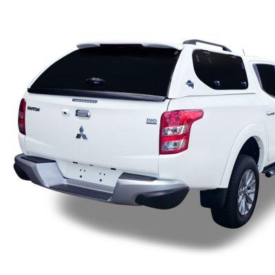FlexiSport Premium canopy to suit Mitsubishi Triton MQ & MR Dual Cab