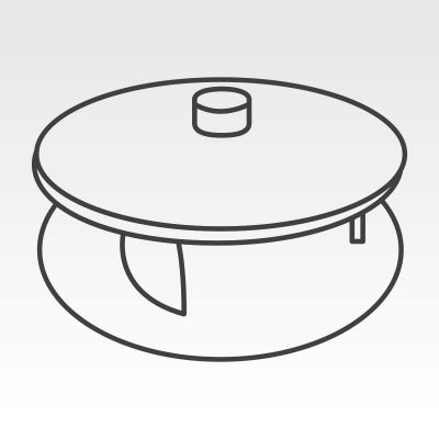 Canopy Rotary Air Vent
