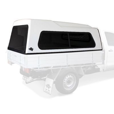 FlexiTrayTop Canopy to suit Toyota Hilux Single Cab Ute Tray