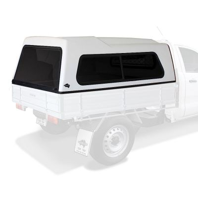 FlexiTrayTop Canopy to suit Ford Ranger Single Cab Ute Tray