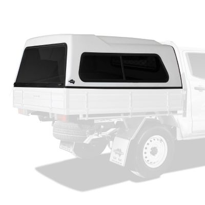 FlexiTrayTop Canopy to suit Ford Ranger Dual Cab Ute Tray