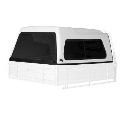 FlexiTrayTop Canopy to suit Mitsubishi Triton Dual Cab Ute Tray