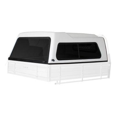 FlexiTrayTop Canopy to suit Mitsubishi Triton Extra Cab Ute Tray