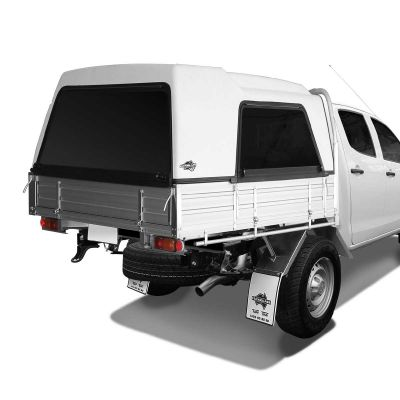 FlexiCombo Double to suit Isuzu D-MAX Dual Cab Chassis
