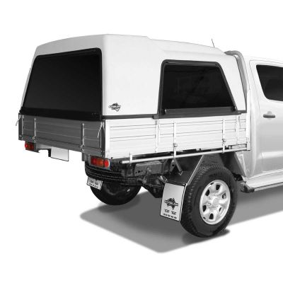 FlexiCombo Double to suit Toyota Hilux Dual Cab Chassis