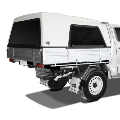 FlexiCombo Double to suit Ford Ranger PX Series Dual Cab Chassis