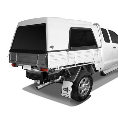 FlexiCombo Double to suit Toyota Hilux Extra Cab Chassis