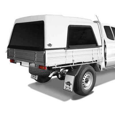 FlexiCombo Double to suit Ford Ranger PX Series Extra Cab Chassis