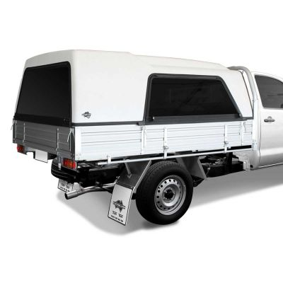 FlexiCombo Double to suit Toyota Hilux Single Cab Chassis