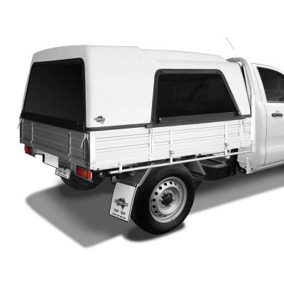 FlexiCombo Double to suit Ford Ranger PX Series Single Cab Chassis