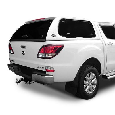 FlexiEdge Canopy to suit Mazda BT50 MY11+ Dual Cab