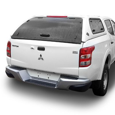 FlexiEdge Canopy to suit Mitsubishi Triton MQ & MR Dual Cab