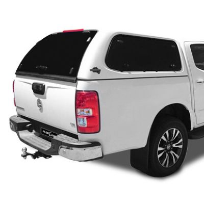 FlexiEdge Canopy to suit Holden Colorado RG Series Dual Cab