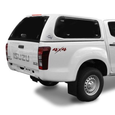 FlexiEdge Canopy to suit Isuzu D-MAX Dual Cab