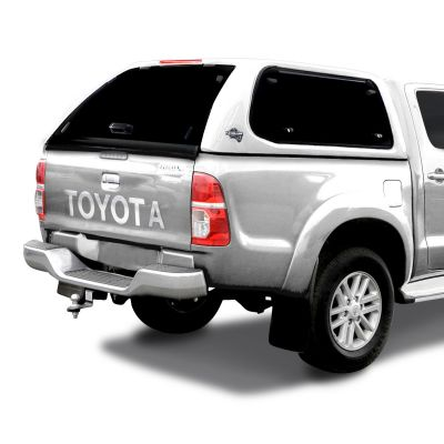 FlexiEdge Canopy to suit Toyota Hilux MY16+ SR5 Series Dual Cab