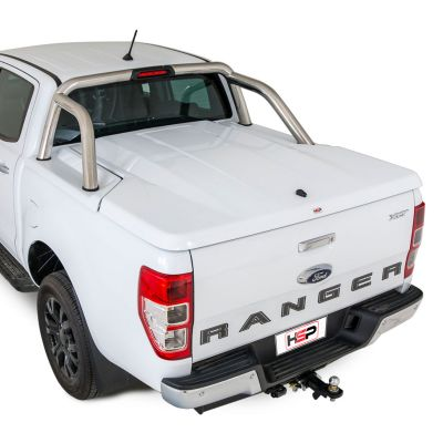 FlexiLid Ute Tub Lid to suit Ford Ranger PX Series Dual Cab