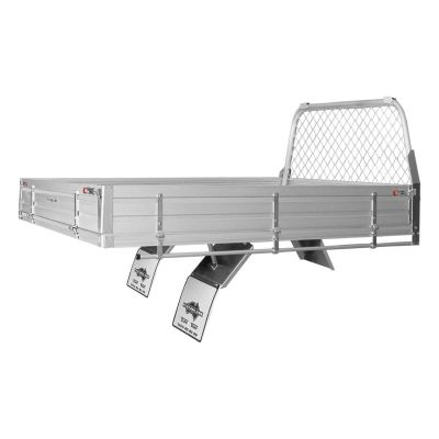Alloy Ute Tray to suit Ford Ranger Single Cab Chassis