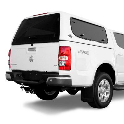 FlexiTrade Canopy to suit Holden Colorado RG Series Dual Cab