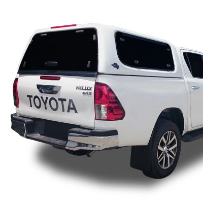 FlexiTrade Canopy to suit Toyota Hilux MY16+ SR & SR5 Dual Cab