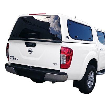 FlexiTrade Canopy to suit Nissan Navara NP300 Dual Cab