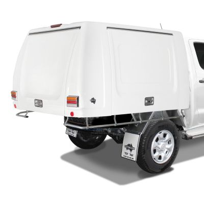 FlexiWork Service Body to suit Toyota Hilux MY16+ SR & SR5 Series Dual Cab Chassis