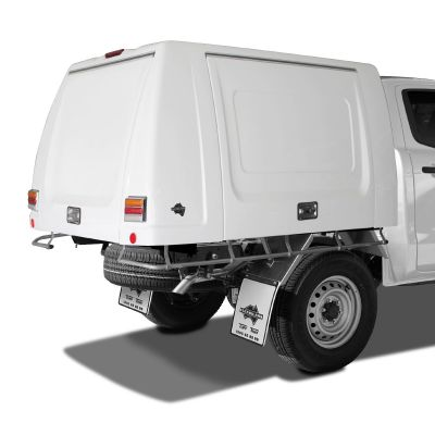 FlexiWork Service Body to suit Ford Ranger PX Series Dual Cab Chassis