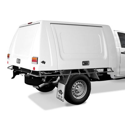 FlexiWork Service Body to suit Isuzu D-MAX Single Cab Chassis