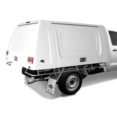 FlexiWork Service Body to suit Toyota Hilux MY16+ SR & SR5 Series Single Cab Chassis
