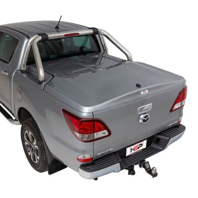 FlexiLid Ute Tub Lid to suit Mazda BT50 MY11+ Dual Cab