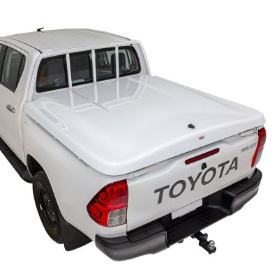 FlexiLid Ute Tub Lid to suit Toyota Hilux MY16+ SR5 Series Dual Cab